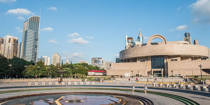 Museuo di Shanghai