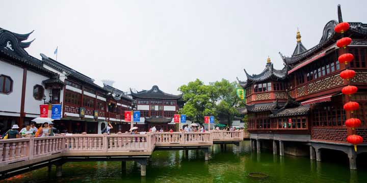 Giardino Yuyuan