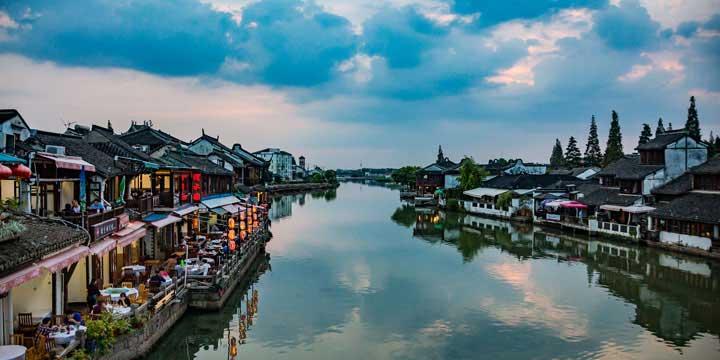 Villagio sull' Acqua Zhujiajiao