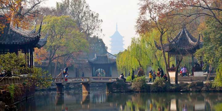 Andare Direttamente a Suzhou in Macchina