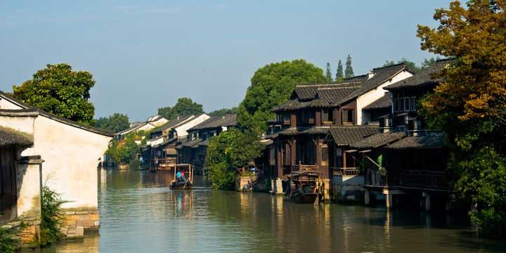 Villaggio sull'acqua di Tongli