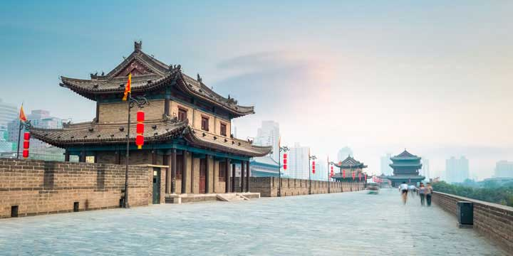 Mura cittadina di Xi'an