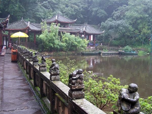 Montagna Qingcheng