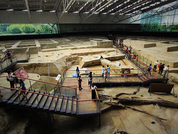 Museo delle Rovine di Jinsha