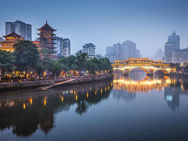 Jiuyanqiao Chengdu