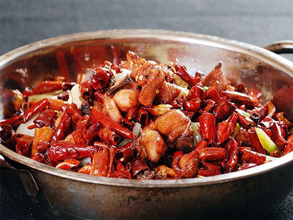 Gongbao Pollo