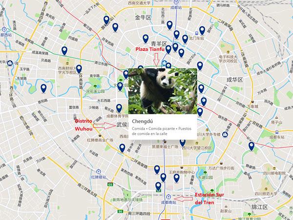Dove Alloggiare a Chengdu