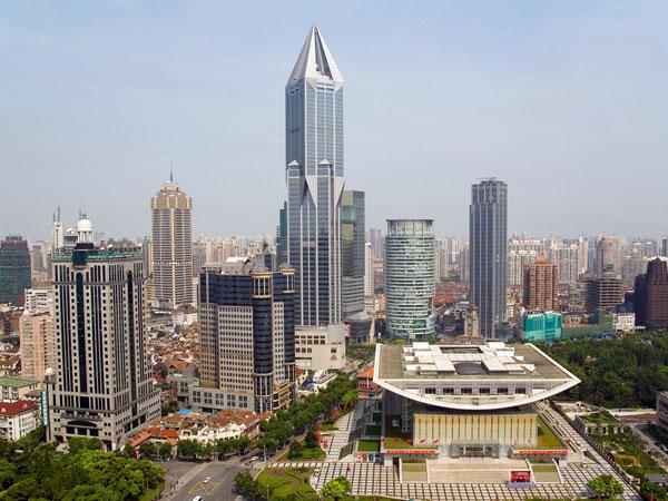 Piazza del Popolo di Shanghai