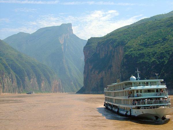 Crociera sul Fiume Yangtze